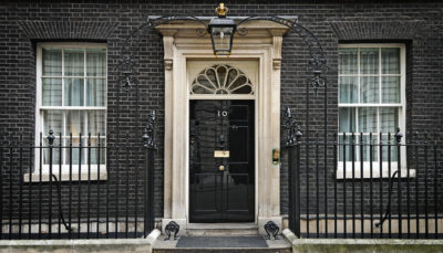 Downing ST.10