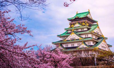 Castillo Osaka