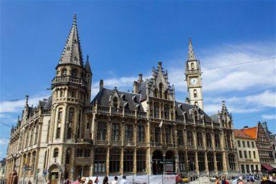 El Ayuntamiento de Gante