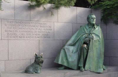 Monumento a Franklin Delano Roosevelt