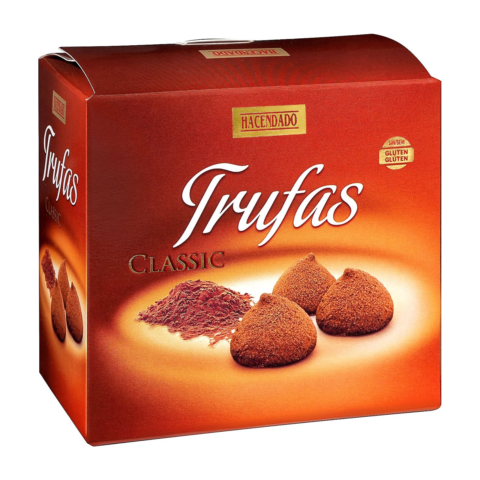 Trufas normales