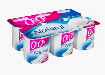 Yogurt 0%